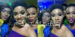LIB Exclusive photos & video from a cross dressers party in Lagos last weekend